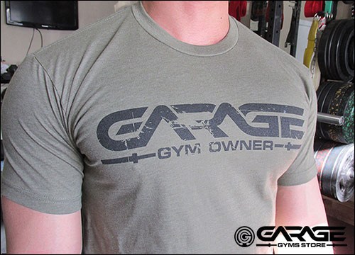 Proudly support the Garage Gym Movement while supporting this site and helping to fund future equipment reviews