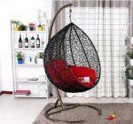 Кресло яйцо своими руками – смотрим чертеж с размерами, подбираем обруч и веревку, чтобы самому сделать подвесные садовые качели для малыша по мастер-классу
