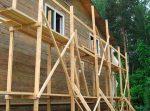 Изготовление лесов строительных своими руками – Строительные леса своими руками — 2 варианта, инструкции!