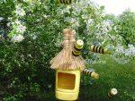 Улей своими руками для детского сада – «Изготовление улья и пчел для оформления участка ДОУ»