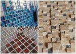Мозаика на плитке – 8 советов, как выбрать плитку мозаику для кухни и ванной: виды мозаики, укладка