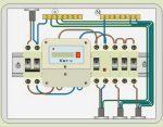 Подключение щитка с автоматами – Подключение автоматов в распределительном щите, как правильно
