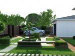 Ландшафтный дизайн 5 соток – правила оформления участка с домом