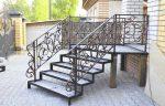 Металлические крыльца дома – Наружные металлические лестницы (84 фото): крыльцо из металла в частном доме, уличная конструкция для дачного строения