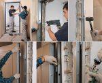 Монтаж входных дверей – Монтаж входной металлической двери своими руками: инструкция