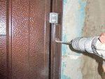 Поставить железную дверь – Установка металлической двери своими руками